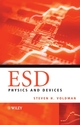 ESD: Physics and Devices (0470847530) cover image