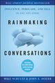 Rainmaking Conversations: Influence, Persuade, and Sell in Any Situation (0470922230) cover image