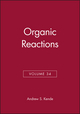 Organic Reactions, Volume 34 (0471806730) cover image