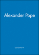 Alexander Pope (0631135030) cover image