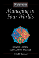 Managing in Four Worlds: From Competition to Co-Creation (0631199330) cover image