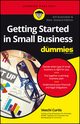 Getting Started In Small Business For Dummies, Third Australian and New Zealand Edition (0730333930) cover image