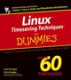 Linux Timesaving Techniques For Dummies (0764577530) cover image