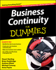 Business Continuity For Dummies (1118326830) cover image