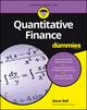 Quantitative Finance For Dummies (1118769430) cover image