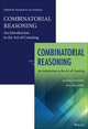 Combinatorial Reasoning: An Introduction to the Art of Counting Set (1118830830) cover image
