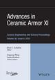 Advances in Ceramic Armor XI, Volume 36, Issue 4 (1119211530) cover image