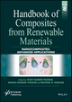 Handbook of Composites from Renewable Materials, Volume 8, Nanocomposites: Advanced Applications (1119223830) cover image