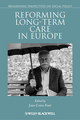 Reforming Long-term Care in Europe (1444338730) cover image