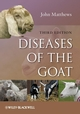 Diseases of the Goat, 3rd Edition (1444358030) cover image