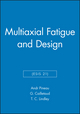 Multiaxial Fatigue and Design (ESIS 21) (1860580130) cover image