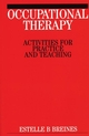 Occupational Therapy Activities (1861563930) cover image