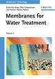 Membrane Technology, Volume 4: Membranes for Water Treatment (3527314830) cover image