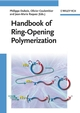 Handbook of Ring-Opening Polymerization (3527319530) cover image