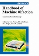 Handbook of Machine Olfaction: Electronic Nose Technology (3527605630) cover image