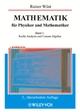 MATHEMATIK für Physiker und Mathematiker: Band 1: Reelle Analysis und Lineare Algebra (3527617930) cover image