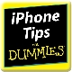 iPhone Tips For Dummies App (WS100030) cover image