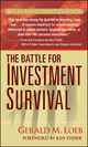 Battle for Investment Survival (0470110031) cover image