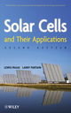 Solar Cells and Their Applications, 2nd Edition (0470446331) cover image