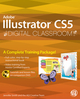 Illustrator CS5 Digital Classroom, (Book and Video Training) (0470607831) cover image