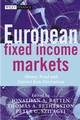 European Fixed Income Markets: Money, Bond, and Interest Rate Derivatives (0470850531) cover image