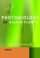 Photobiology of Higher Plants (0470855231) cover image