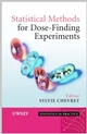 Statistical Methods for Dose-Finding Experiments  (0470861231) cover image
