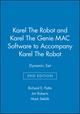 Karel The Robot 2e and Karel the Genie MAC Software to accompany Karel The Robot 2e Dynamic Set (0471117331) cover image