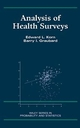 Analysis of Health Surveys (0471137731) cover image
