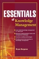 Essentials of Knowledge Management (0471281131) cover image
