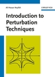 Introduction to Perturbation Techniques (0471310131) cover image