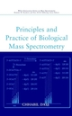 Principles and Practice of Biological Mass Spectrometry (0471330531) cover image