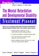 The Mental Retardation and Developmental Disability Treatment Planner (0471382531) cover image