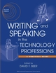Writing and Speaking in the Technology Professions: A Practical Guide, 2nd Edition (0471444731) cover image