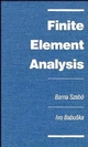 Finite Element Analysis (0471502731) cover image