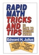 Rapid Math Tricks & Tips: 30 Days to Number Power (0471575631) cover image
