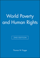 World Poverty and Human Rights, 2nd Edition (0745641431) cover image