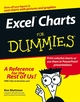 Excel Charts For Dummies (0764584731) cover image