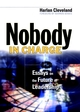 Nobody in Charge: Essays on the Future of Leadership (0787961531) cover image