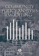 Community Policy Analysis Modeling (0813804531) cover image