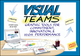 Visual Teams: Graphic Tools for Commitment, Innovation, and High Performance (1118077431) cover image