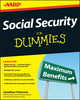 Social Security For Dummies (1118205731) cover image