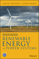 Renewable Energy in Power Systems, 2nd Edition (1118649931) cover image