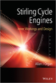 Stirling Cycle Engines: Inner Workings and Design (1118818431) cover image