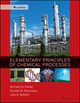 Elementary Principles of Chemical Processes, 4th Edition (1119190231) cover image