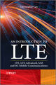 An Introduction to LTE: LTE, LTE-Advanced, SAE and 4G Mobile Communications (1119943531) cover image