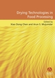 Drying Technologies in Food Processing (1405157631) cover image