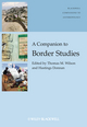 A Companion to Border Studies (1405198931) cover image