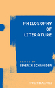 Philosophy of Literature (1444333631) cover image
