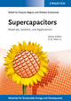 Supercapacitors: Materials, Systems, and Applications (3527328831) cover image